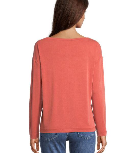 Casual shirt met lange mouwen
