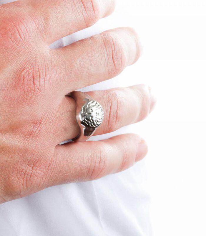 Stalen ring NOBILE image number 2