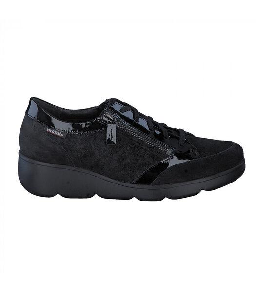 GLADICE-Sneakers leer