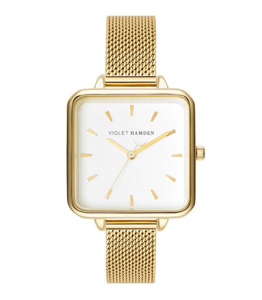 Dawn Horloge goudkleurig VH02001