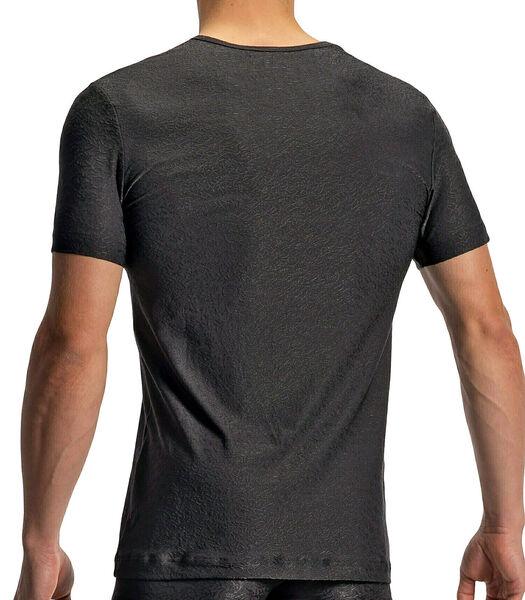 T-shirt met V-hals RED1970