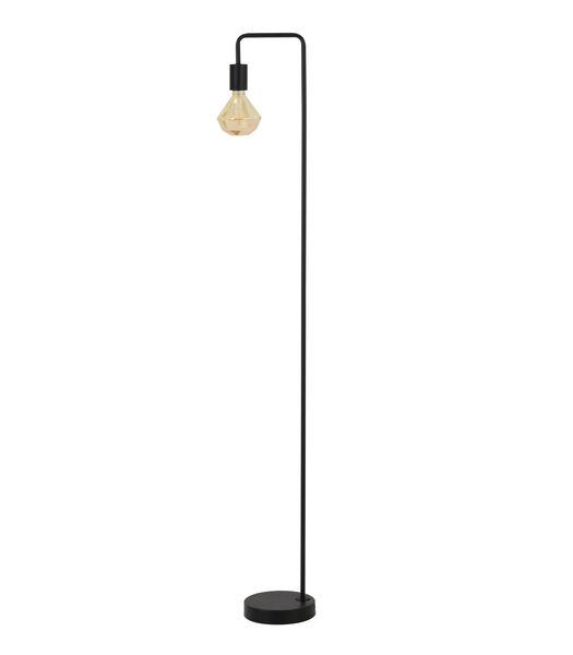 Lampadaire CODY - noir mat incl. lampe