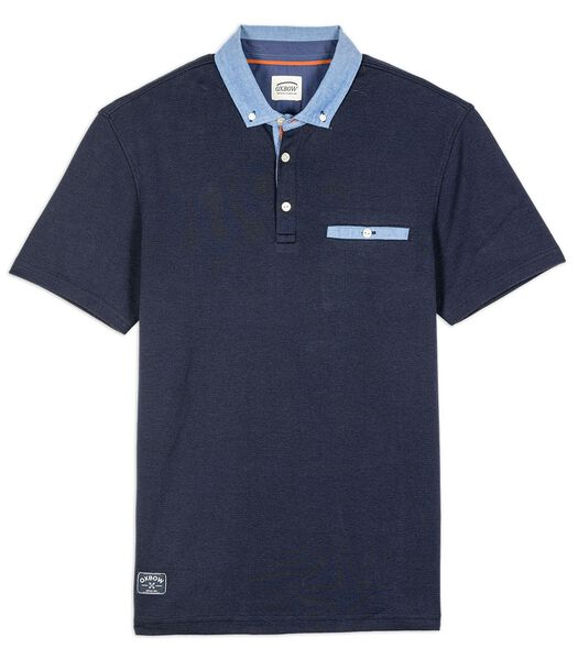 Polo met korte mouwen hemdkraag NAJAR