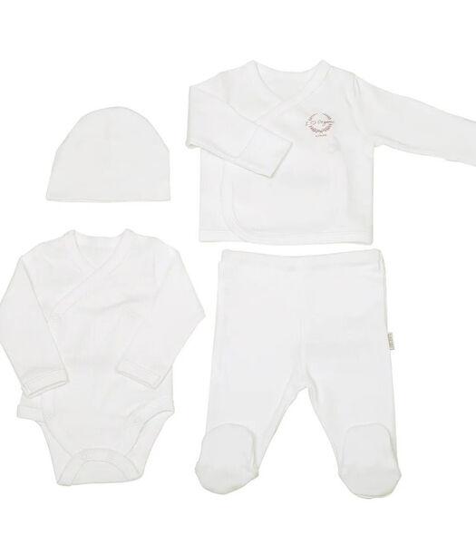 Babyset van biologisch katoen, BASIC
