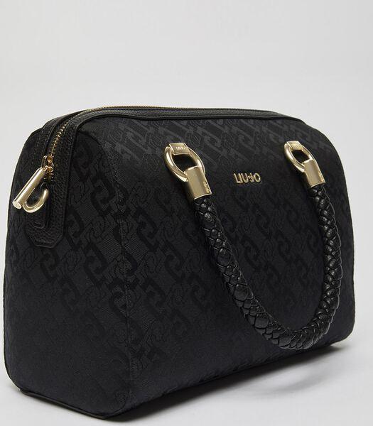 Liu Jo Manh Boston Bag nero