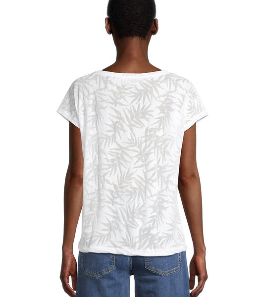 Basic shirt Korte mouwen