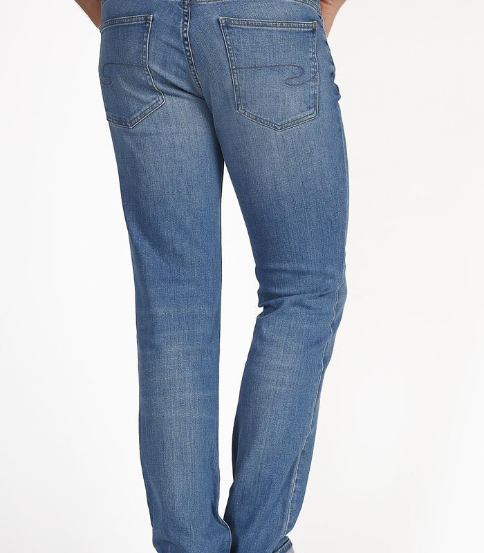 LC112 Sixty Blue Used - Straight Jeans image number 1