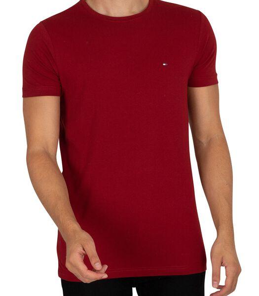 T-shirt stretch extensible