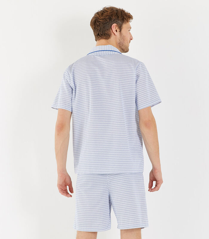 Antoine - Pyjamashort katoen image number 2