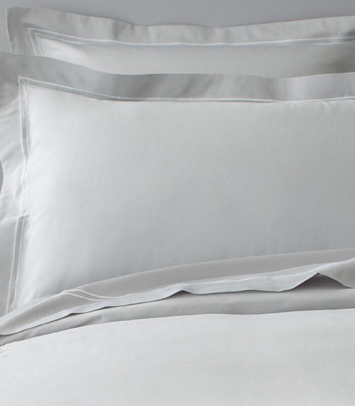 Kussenslopen van katoensatijn DIVINE set van 2 image number 0
