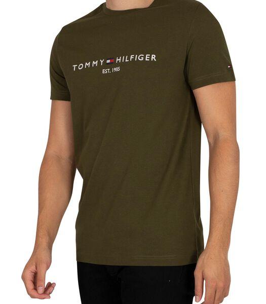 T-shirt de logo