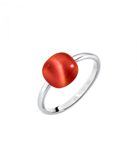 GEMMA zilveren ring - SAKK1120