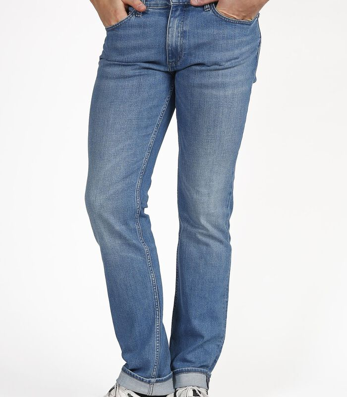 LC112 Sixty Blue Used - Straight Jeans image number 0