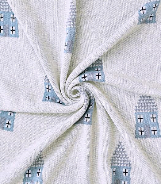 Biologisch katoenen baby deken, MAISONS