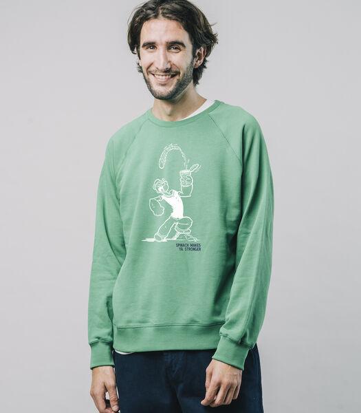 Sweatshirt Popeye® Spinach