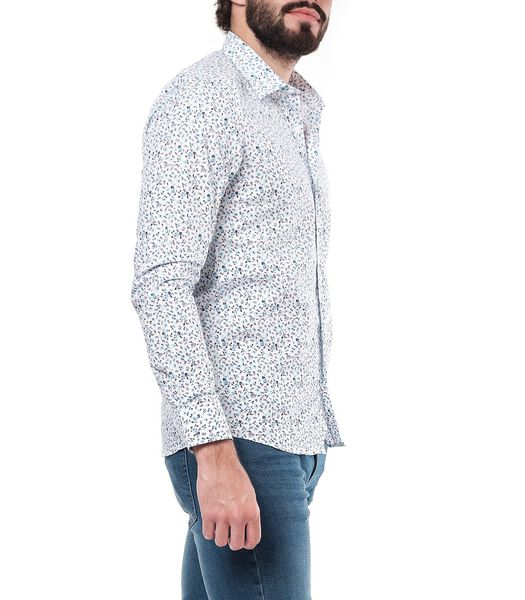 Overhemd met lange mouwen LAGERTAT