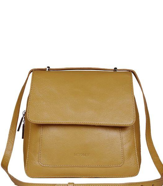 Myomy Boxy Bag Locker ocre de Séville