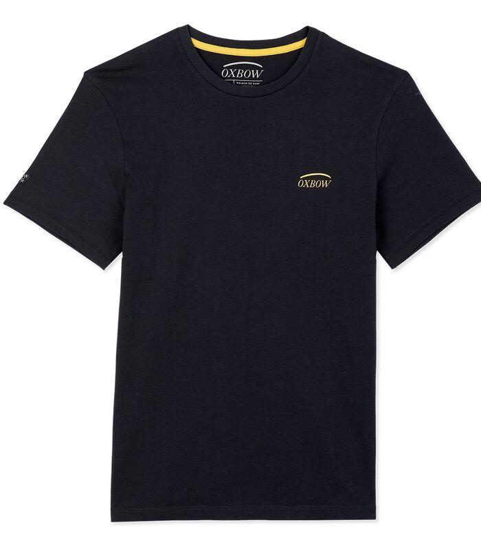 T-shirt met korte mouwen TOFLO image number 4