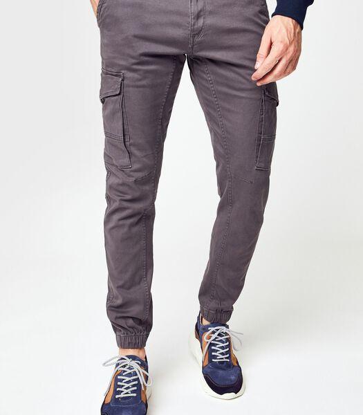 Cargo pantalon Gris