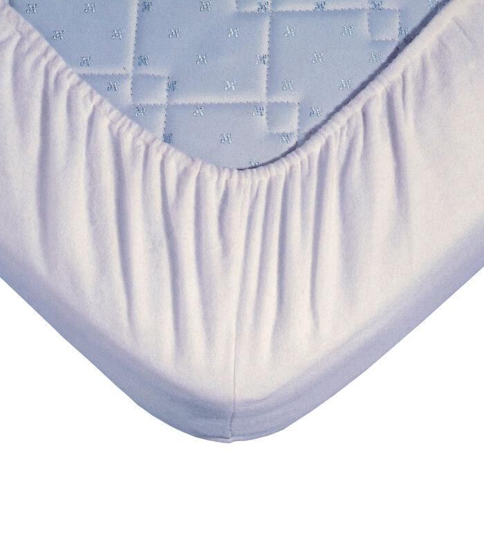 Protection matelas 100% coton RENAUD image number 0