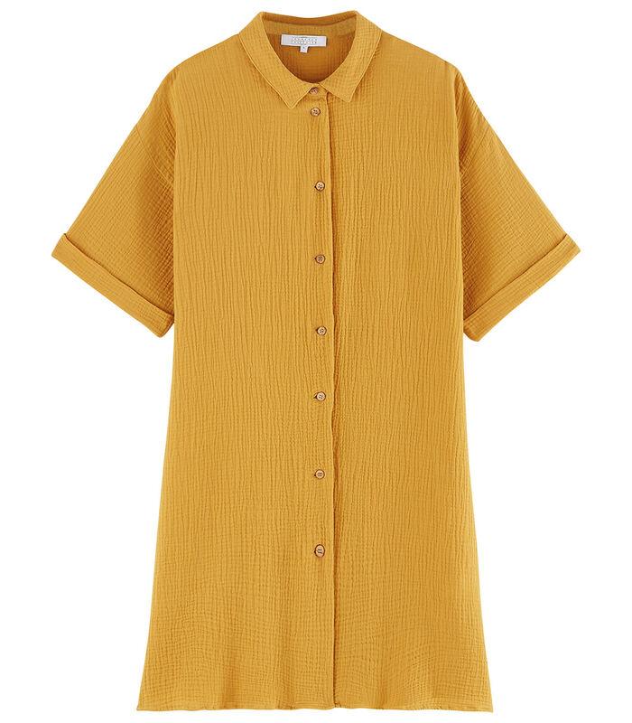 Épice - Homewear hemd katoen image number 3