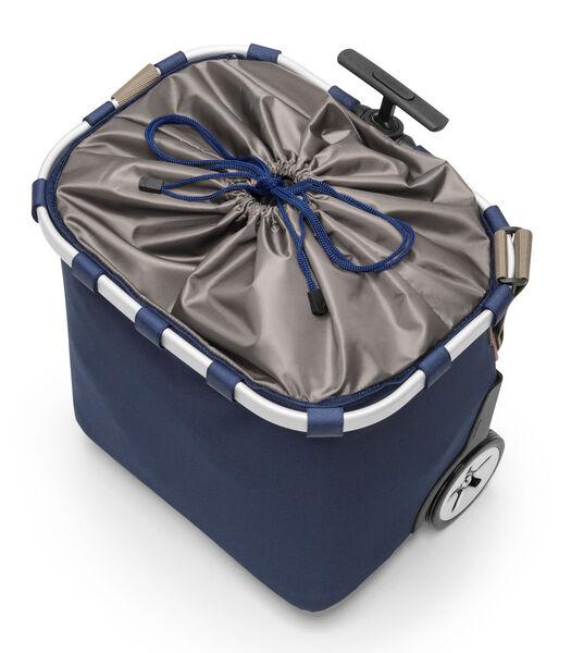 Carrycruiser - Boodschappentrolley - Dark Blue Blauw