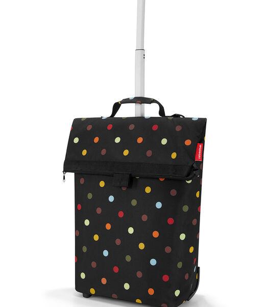 Trolley M - Caddy de Marché - Dots Noir