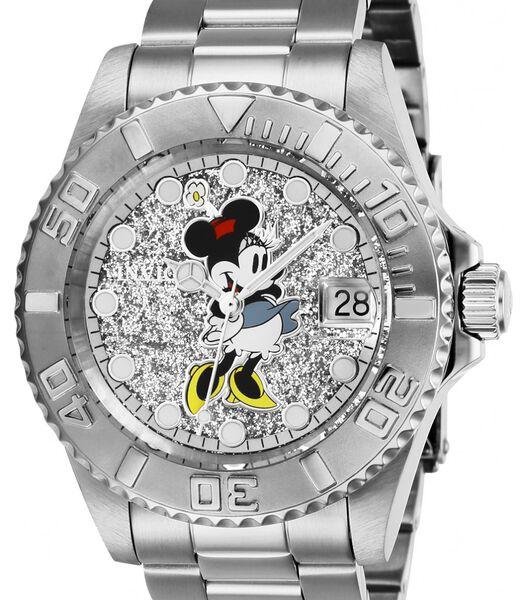 Disney - Minnie Mouse 27384 Montre Femme  - 40mm