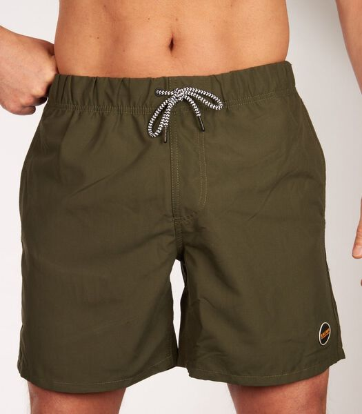 Zwemshort solid recycled mike poly h-xl