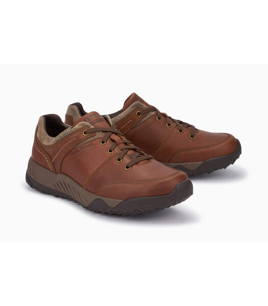 FABIANO-Sneakers leer