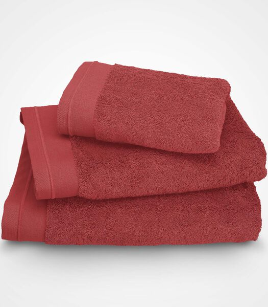 Handdoek - gekamd katoen 600 grams