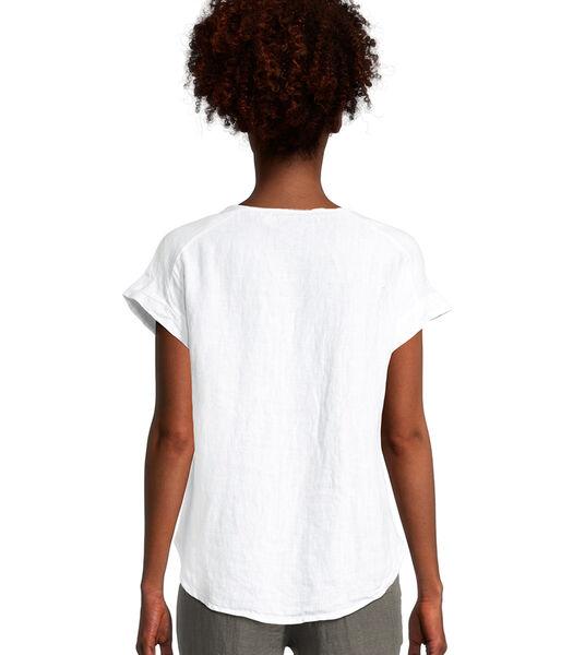 Shirt effen