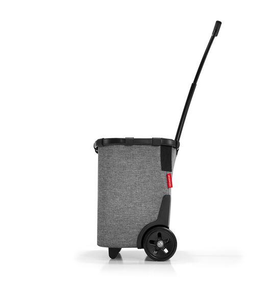 Carrycruiser - Boodschappentrolley - Twist Grijs