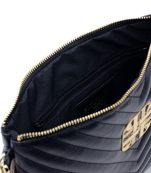 Koppeling Tas Cindy - Black