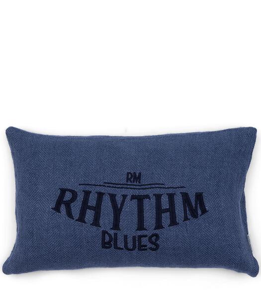 Rhythm Weave Logo Pillow Cover