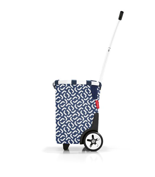 Carrycruiser - Caddy de Marché - Signature Bleu