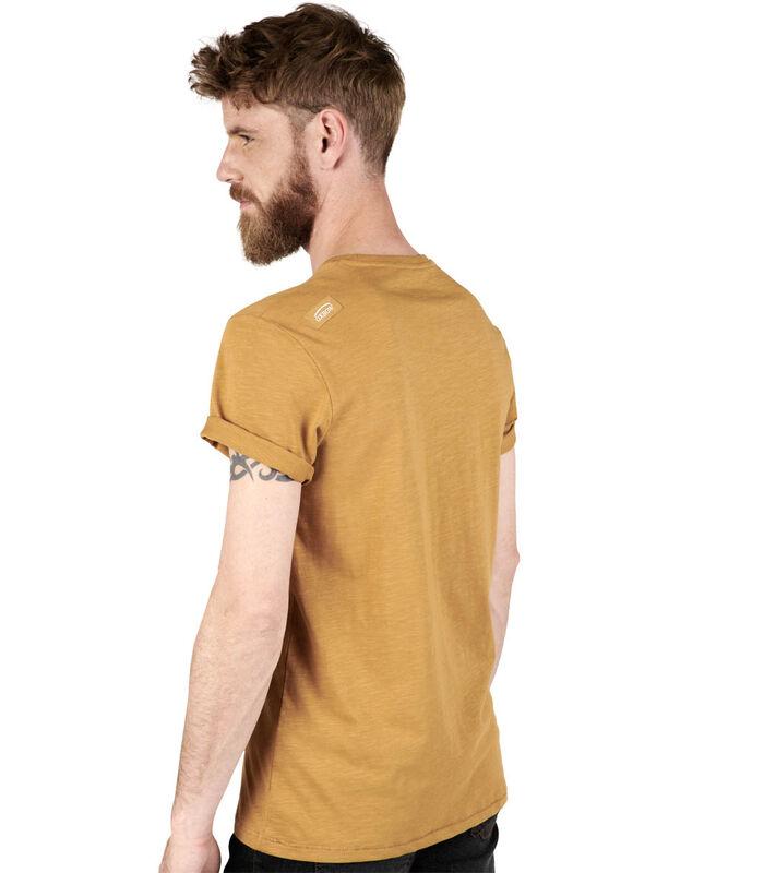 T-shirt met korte mouwen TUSTEM image number 4