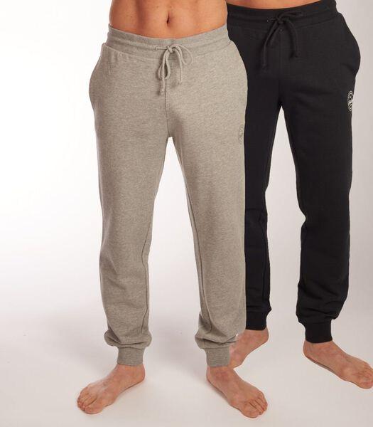 Homewear broek 2 pack jjimore sweat pants h-m