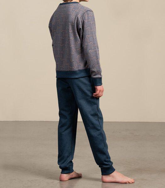 pyjama lange broek Titus J