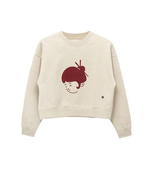 Sweatshirt Yoko