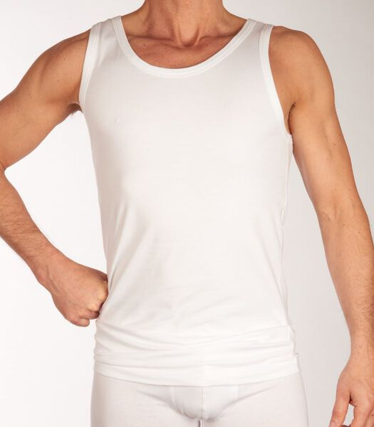 T-shirt v-hals 2 pack shirt 95/5 h-xxl