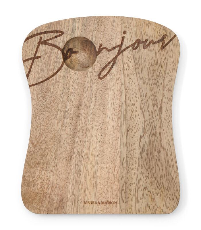 Bonjour Bread Plate image number 0