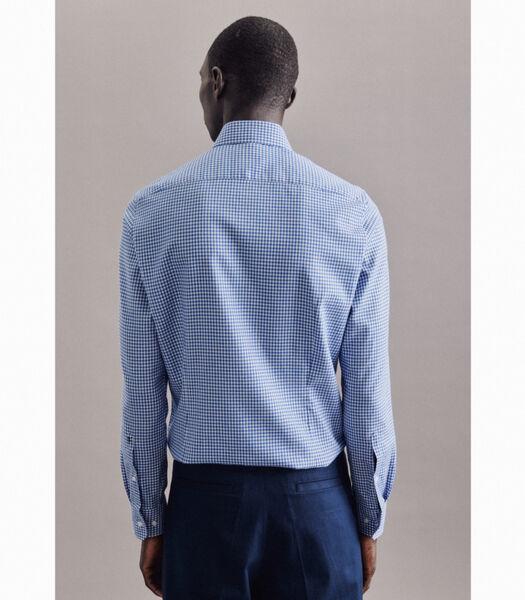Overhemd Slim Fit Lange mouwen Geruit