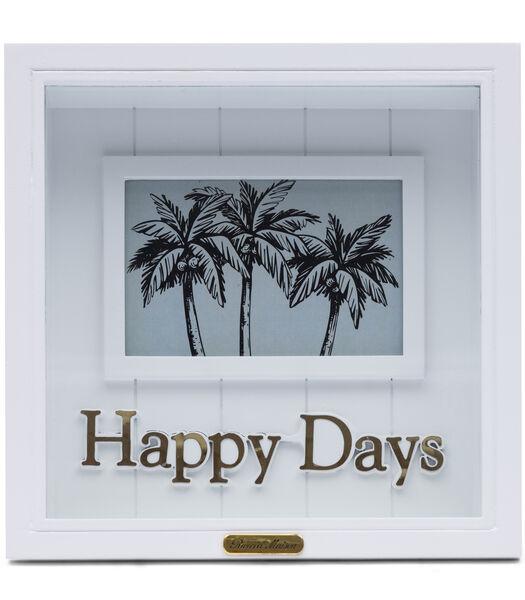 Happy Days Photo Frame 15x10