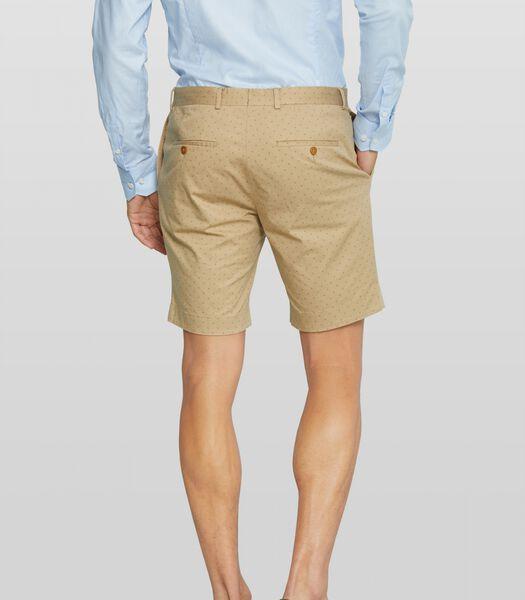 Geprinte shorts Bailey