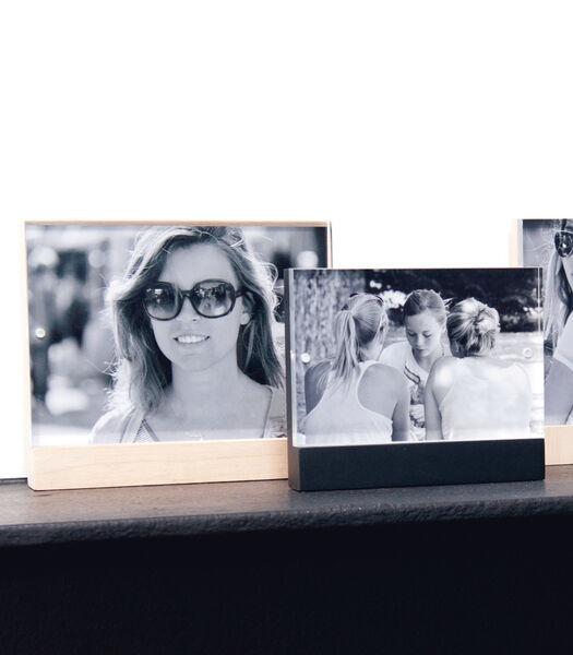 SIENA Fotokader 10x15 licht hout