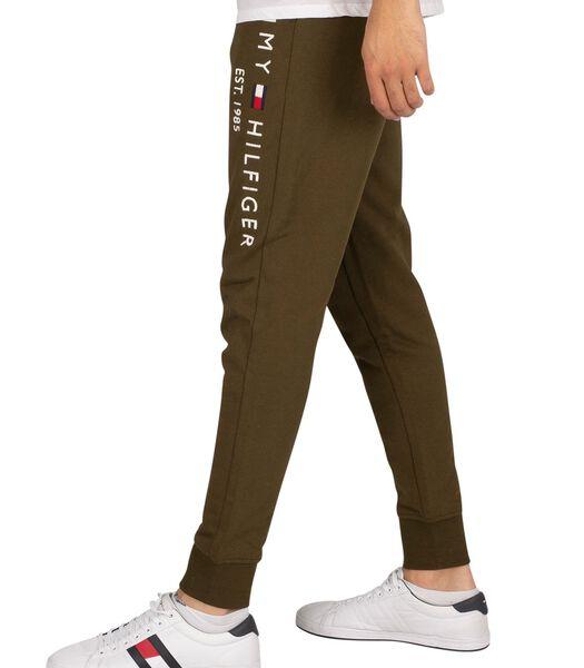 Joggers met standaard merk