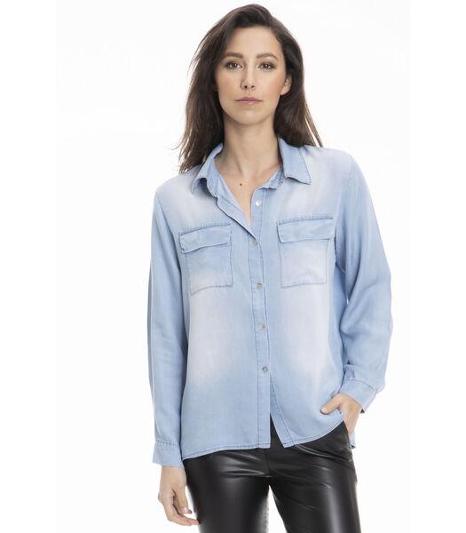 CHANY-Shirt hemdkraag confort