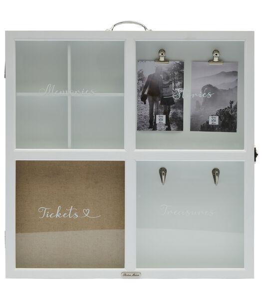 Memories & Stories Cabinet