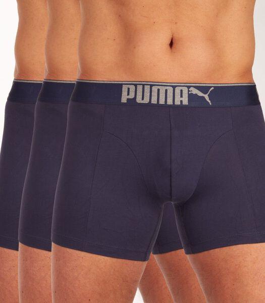 Short 3 pack premium sueded cotton boxer h-xl